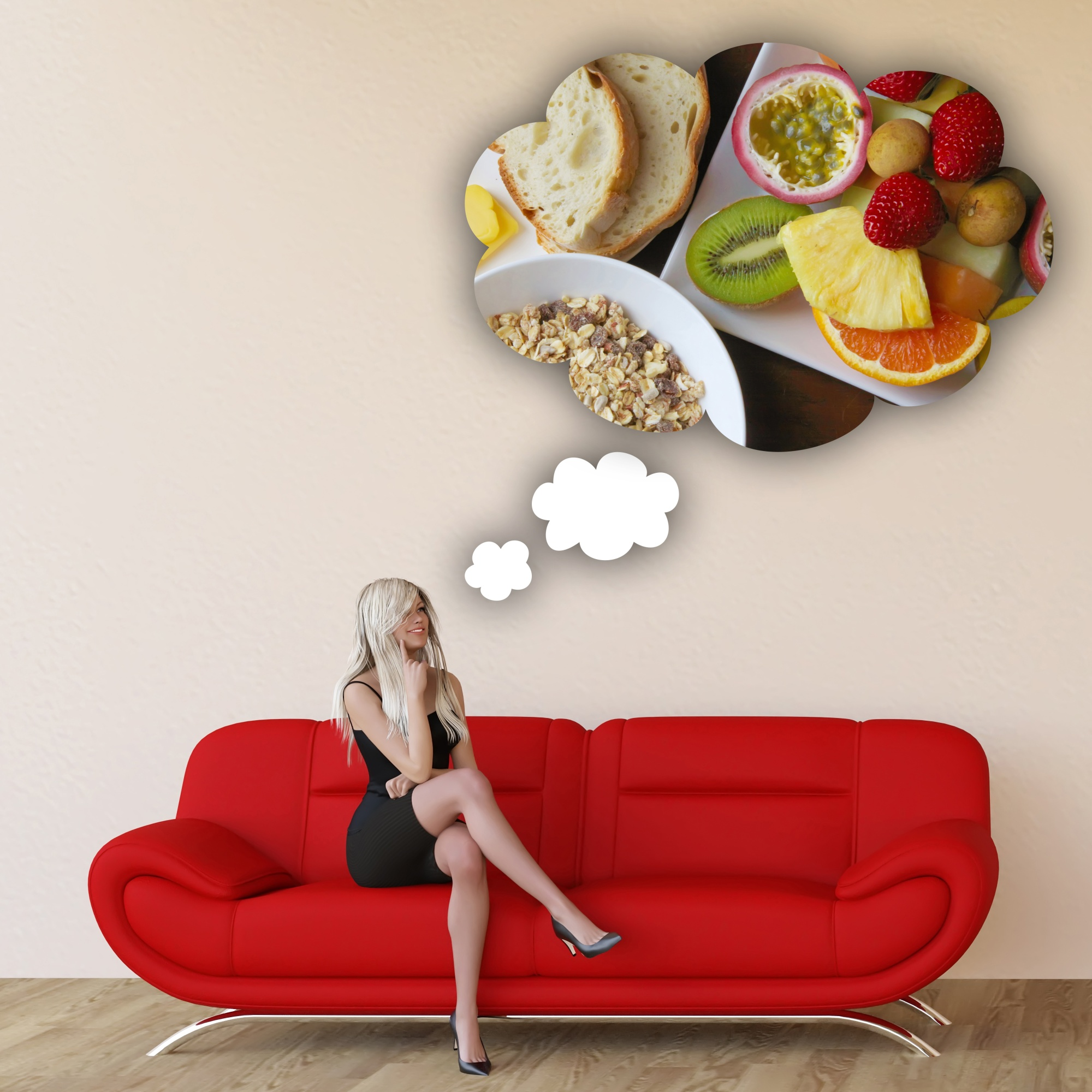 "Food Cravings? Connections between ""mood & food""!"